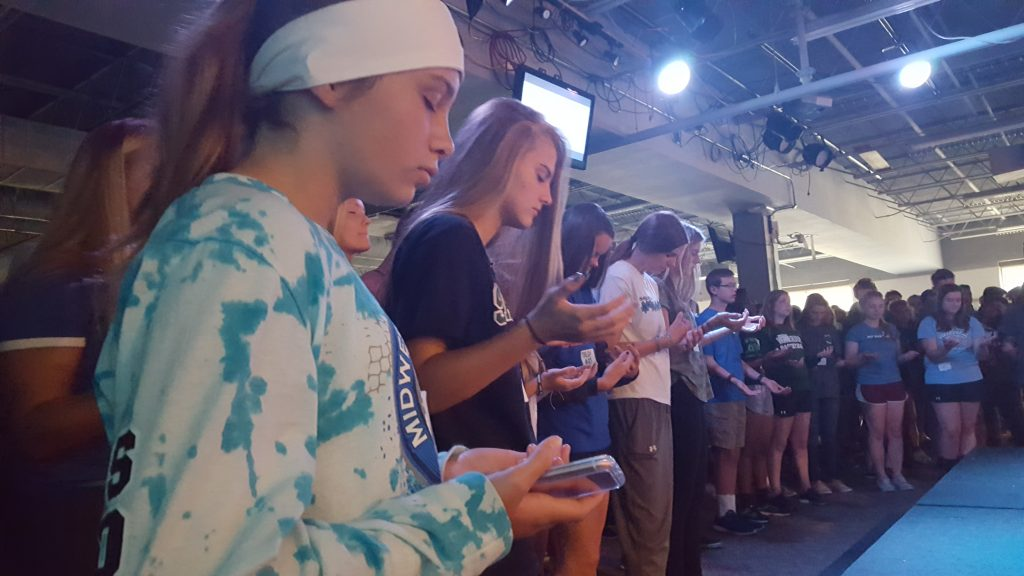 Western Michigan Christian Back to School Worship