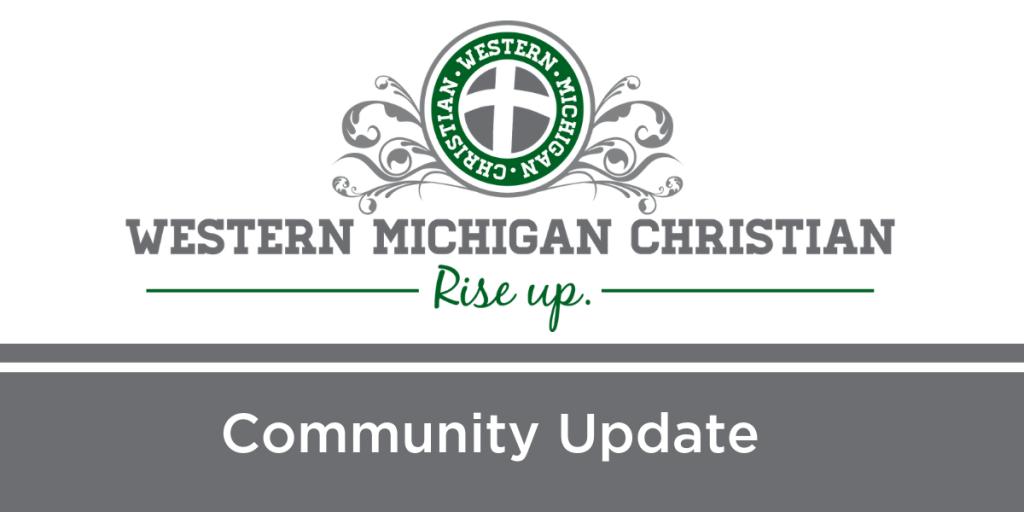 WMC Community Update Logo